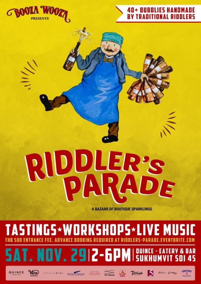 Riddler's Parade
