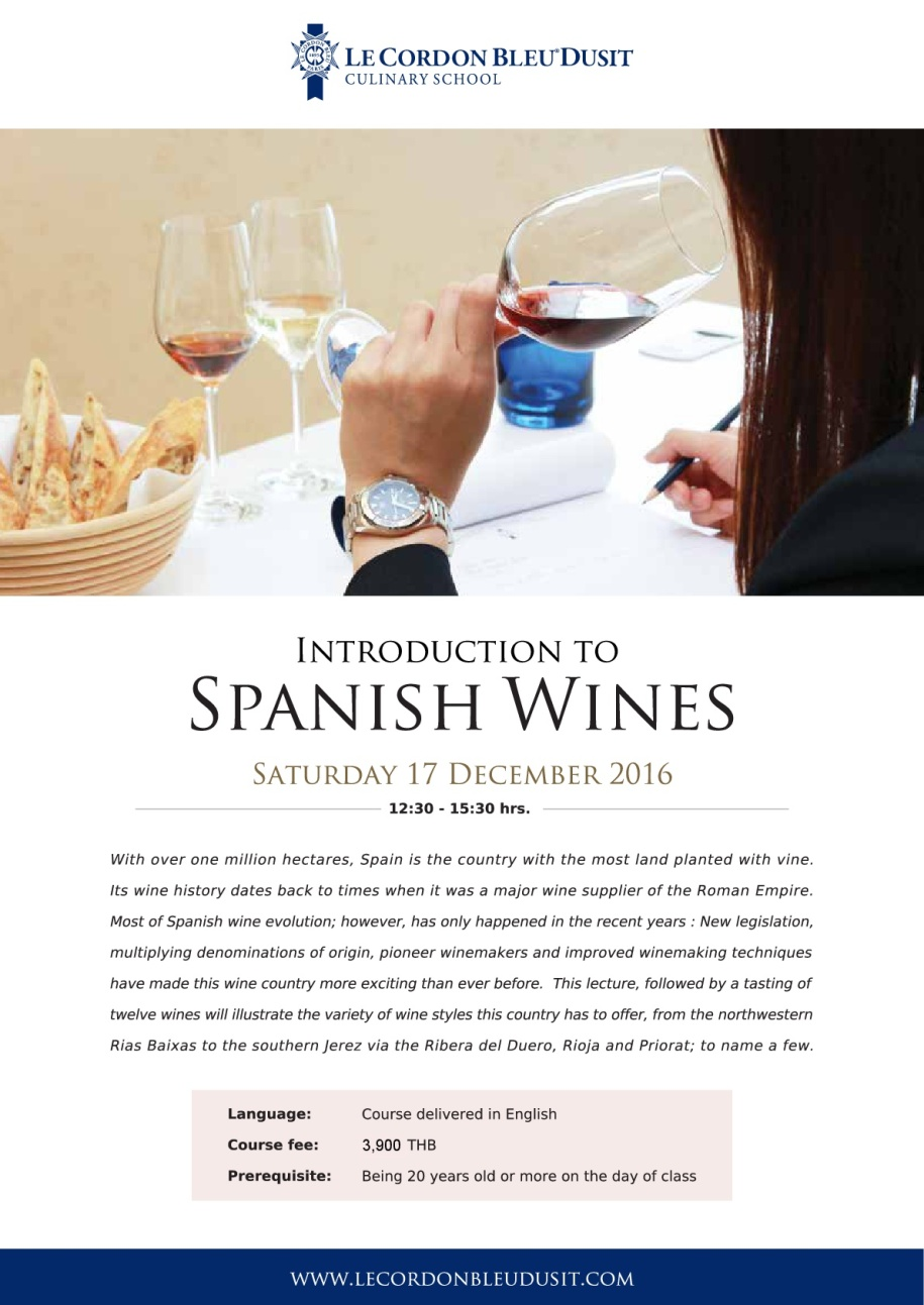 Introduction to Spanish Wines